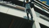 김무열, 건물 5층에서 안전장치 없이 점프를?!