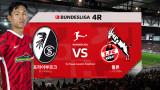 [분데스리가] 프라이부르크 VS 쾰른 - H/L ㅣ Bundesliga 2021-2022 4R