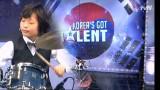 한국의 소리를 드럼으로 알리고 싶다! 초등학생 드러머의 멋진 무대!