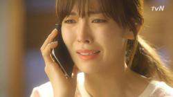 떠난 성준을 그리워하는 김소연