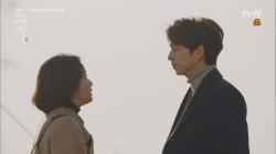 공유, 마침내 날이 적당한 어느 날 첫사랑이었다 고백하며 김고은에게 청혼