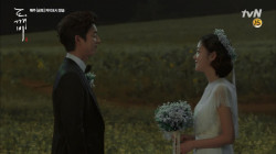 공유♥김고은, 달빛 아래 메밀꽃 사이 둘만의 로맨틱한 결혼식