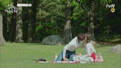 이현우♥조이 피크닉 데이트 #호칭정리부터 #사랑해용♥ #뽀뽀까지