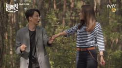 """[8화예고]김아중, 김남길에 """"손만 잡아도 되나?"""" #봉탁아정신줄잡아"""