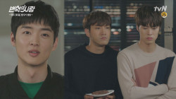 '수상한 남자' 강영석, 최시원&공명 집에 들이닥치다!