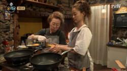 윤식당 2호점의 마지막 요리! '호떡'