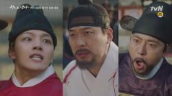 조선, 그리고 '조선의 희망' 여진구를 지키기 위한 김상경의 마지막 선택!