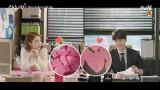 이동욱-유인나, 오고 가는 하트(메모지) 속 쌓여가는 하트하트♥