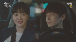 [최종화 예고] 이준혁♥이유비 비밀 사내 연애 끝!? ′마음만 고맙게 받을께요~′