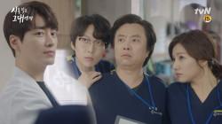 이준혁의 3단 반말 폭격! '시원아~ 윤주야? 명...철..이..형.....'