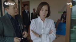 끝까지 꼿꼿한 이혜영, 결국 체포! (7인회 줄줄이 구속)