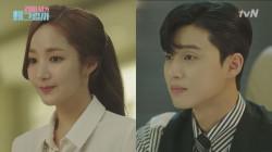 김비서, 나만 신난 거 같은 건 기분 탓이겠지?
