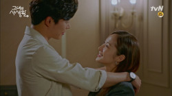 """""""안녕"""" 그림보다 소중한 사랑을 찾은 박민영♥김재욱"""