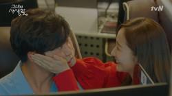 [최종화 예고] '신의 손' 김재욱이 예뻐 죽겠는 박민영♥