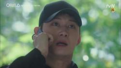 """불안한 눈빛의 서검 """"서지욱은 나에요, 저라고요"""""""