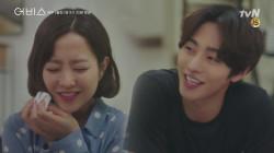 [해피엔딩] 박보영-안효섭에게 더 큰 기적을 선물해준 어비스♥