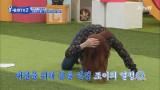 슈퍼TV 촬영장에 나타난 부산행 좀비 조이 (진짜 무서?pㅋㅋㅋ)