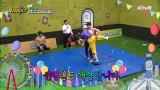 씨름판 놀이공원 개장ㅋㅋㅋㅋ 씨름돌 허선행&박정우 선수